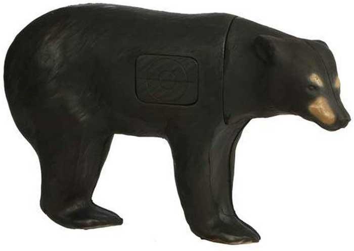 3D Bear Target