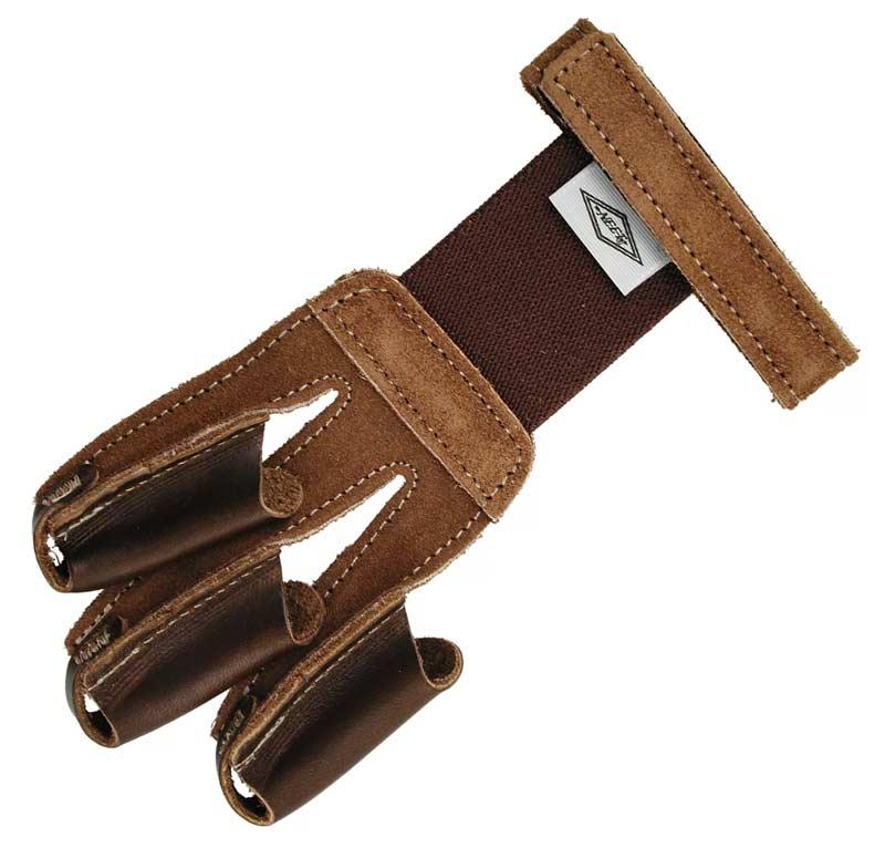 Neet Leather Finger Gloves
