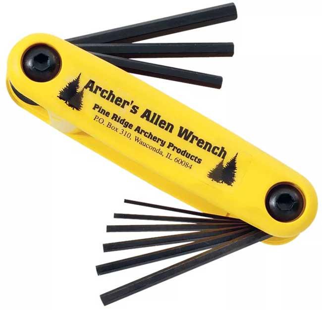Archers Allen Wrench Set